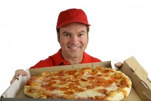 Pizza : restauration rapide
