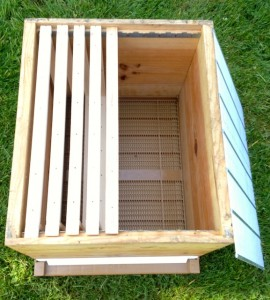 Corps de ruche sur plancher ventilé Nicot