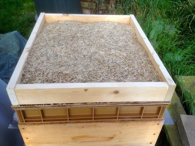 Les travaux d 39 automne au jardin pour pr parer le printemps - Isolation toit cabane jardin perpignan ...